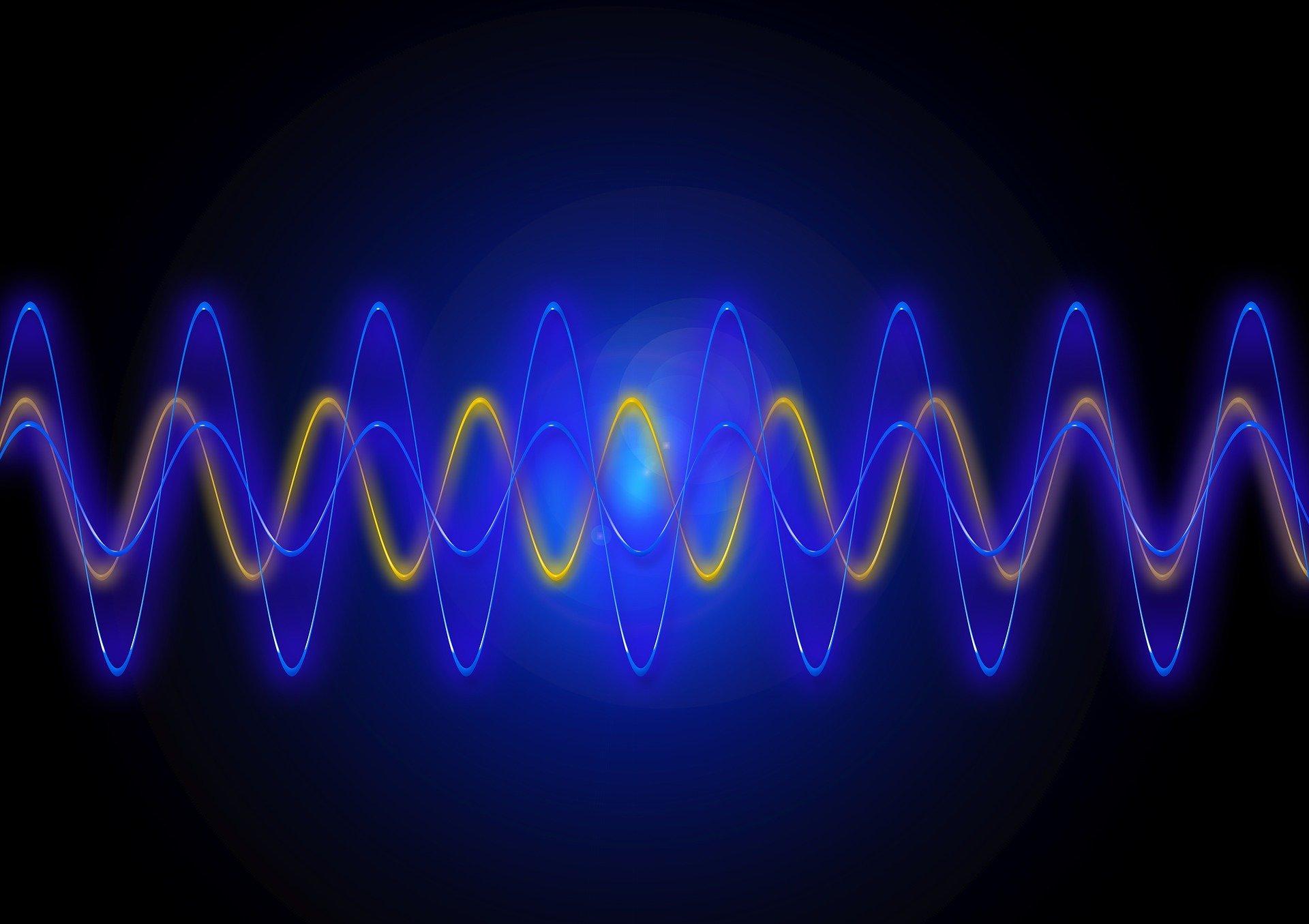 Estudo diz que as ondas sonoras podem carregar volume