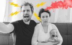 Seis anos de menos sono é o que os pais podem esperar depois de ter filhos