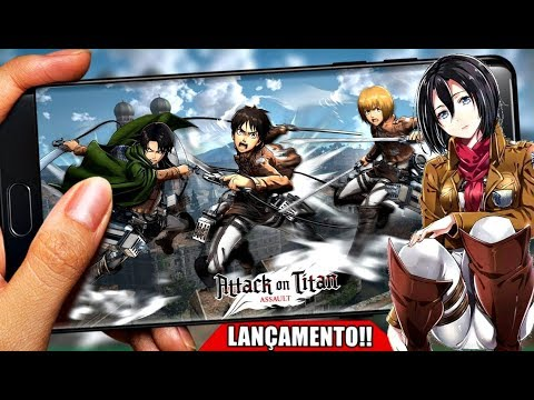 Attack on Titan: Assault v1.1.2.12 APK – Download