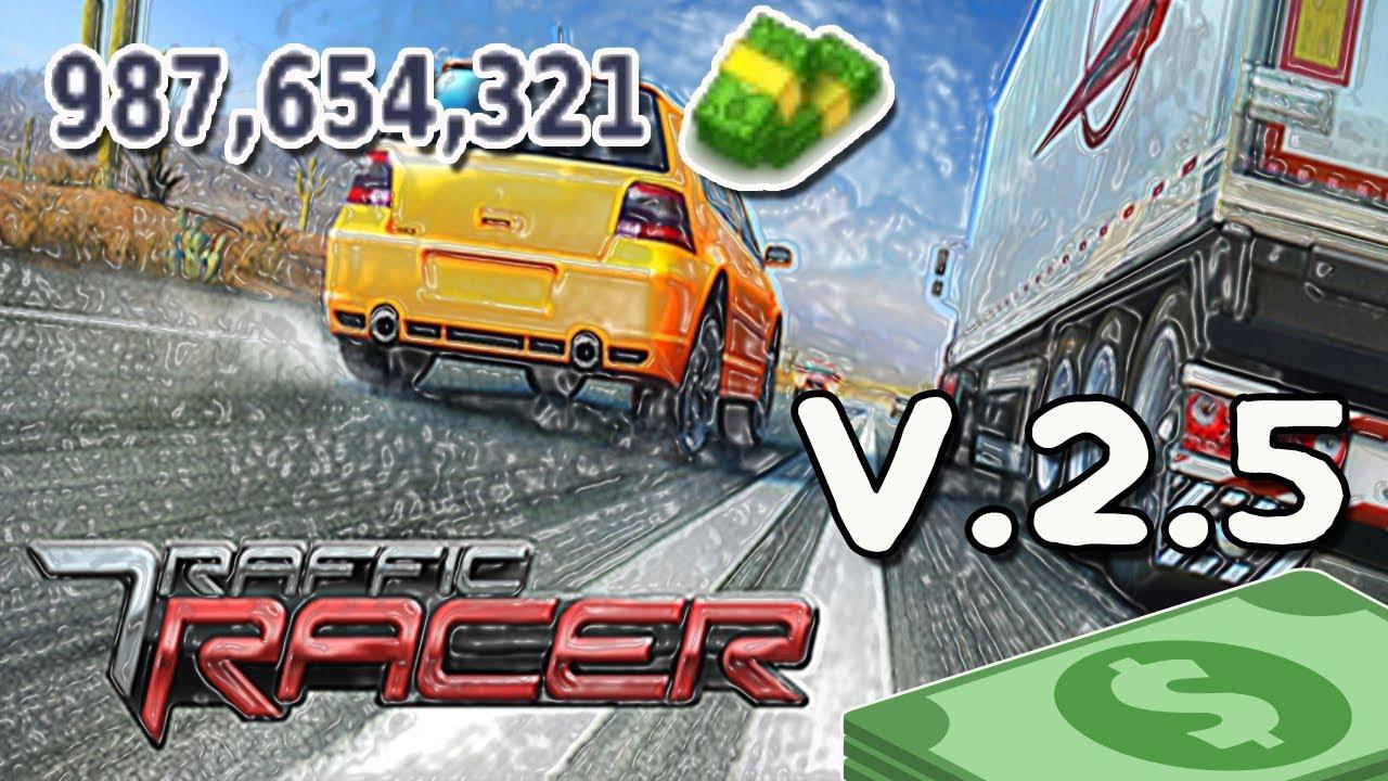 Traffic Racer Mod Apk 2.5