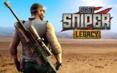 Melhor Sniper Legacy MOD APK Dinheiro Ilimitado