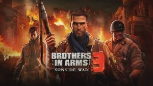 Brothers in Arms 3 MOD APK 1.4.8l VIP Unlimited Money