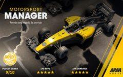 Motorsport Manager Mobile 2 – Jogo OFFLINE Pago de Graça (promoção)