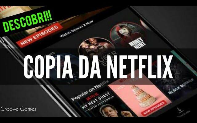 Melhor app de filmes e séries lançamento