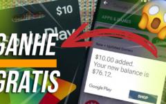 Como ganhar gift card de graça no celular