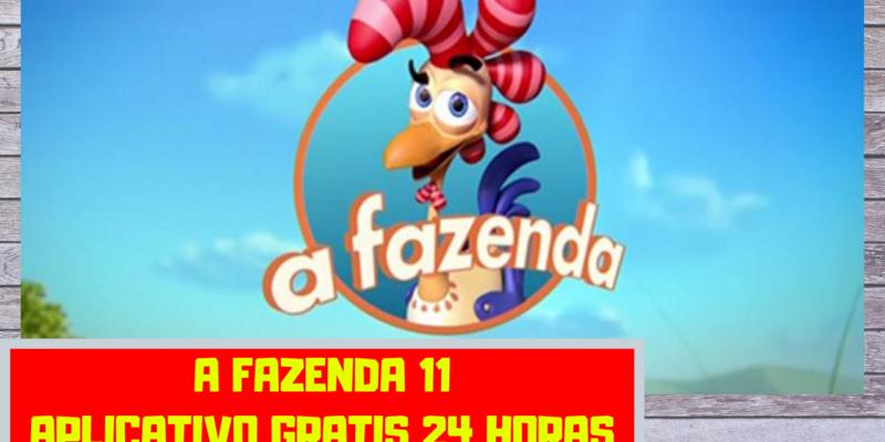 A Fazenda 11 ao vivo Grátis o novo reality show da rede Record (24 horas ao vivo)