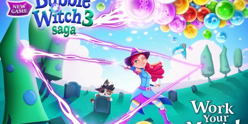 Bubble Witch 3 Saga HACK