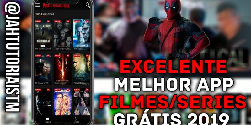 MELHOR APP DE FILMES E SERIES 2019