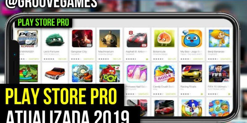 Como Baixar A Play Store Pro 2019