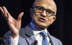 Microsoft gives Satya Nadella a 66% raise, citing 'strategic leadership'