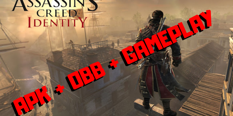 Assassin's Creed Identity DOWNLOAD APK+DATA ATUALIZADO