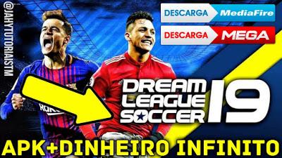 DREAM LEAGUE SOCCER 2019 DINHEIRO INFINITO