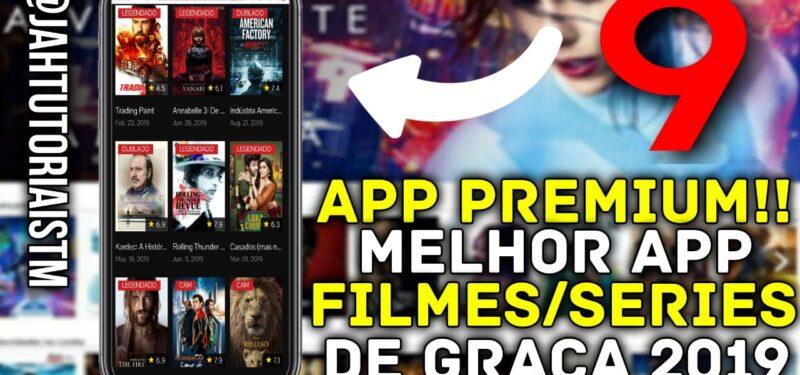 FILMES E SERIES GRÁTIS MELHOR APLICATIVO