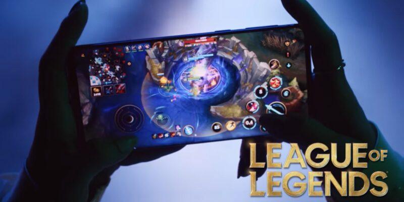 League of Legends MOBILE APK