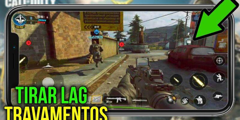 Nunca Mais vai travar se ativar isso!!! Call Of Duty: Mobile 2019!!!