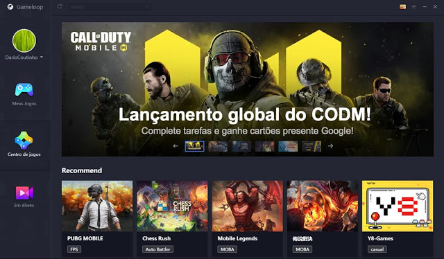 Call of Duty Mobile NO PC FRACO DOWNLOAD