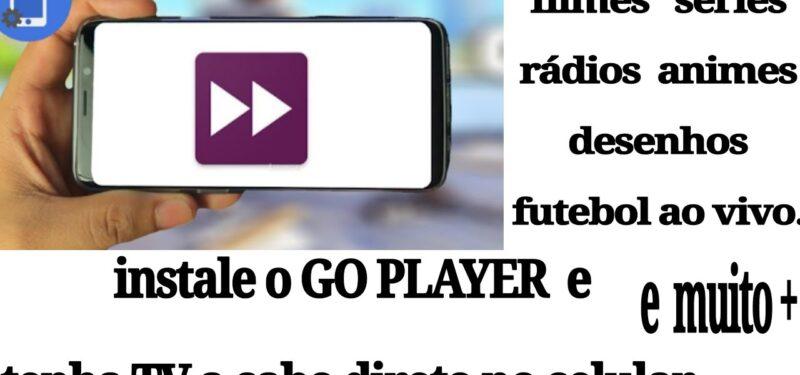GO PLAYER PRO TOTALMENTE GRATUITO