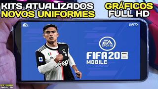 SAIUU FIFA OFFLINE MODIFICADO PARA ANDROID