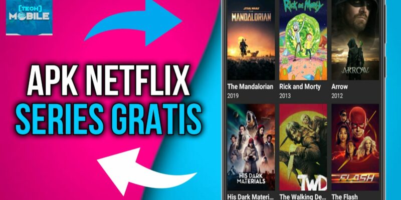 Netflix Mod Apk 2019 – Veja como Assistir Netflix de graça