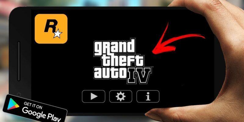 GTA 4/IV BETA PARA CELULAR!? FINALMENTE UMA VERSÃO MOBILE (CÓPIA)