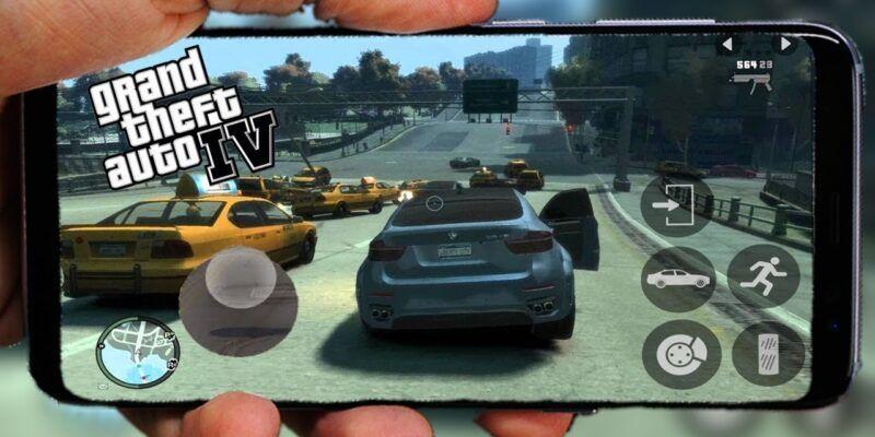GAMES ANDROID GTA SA COM MAPA DO GTA 4 PARA ANDROID