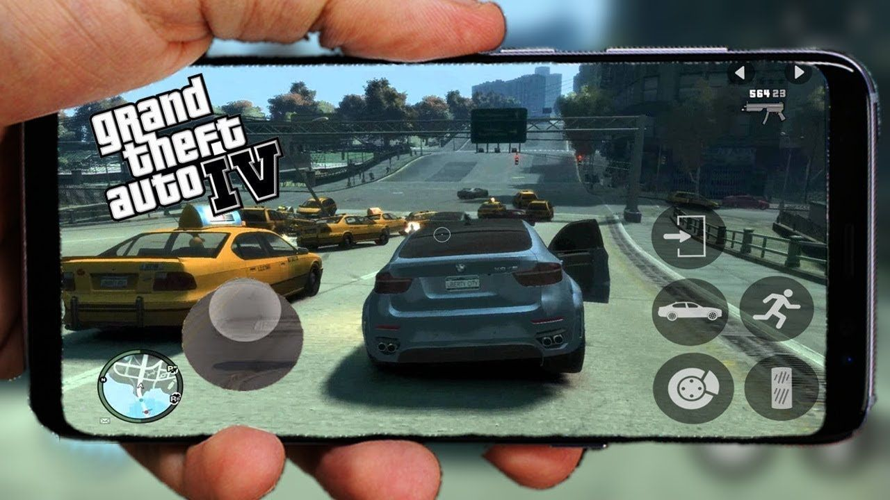GAMES ANDROID GTA SA COM MAPA DO GTA 4 PARA ANDROID