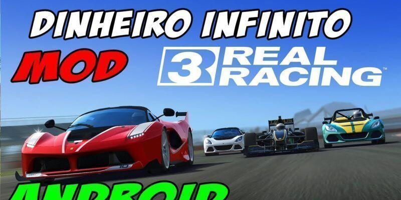 Real Racing 3 Dinheiro infinito