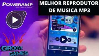 Poweramp Pro ATUALIZADO 2020 MELHOR Da CATEGORIA 💥