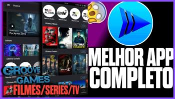 Novo app de filmes, séries e tv online grátis, em alta qualidade! Conheçam o CINEROOM 🤩