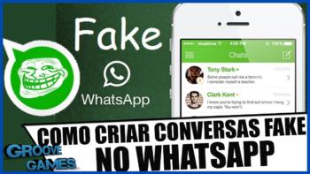 Fake Chat Conversations (Conversas falsas)