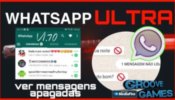 WhatsApp Ultraversão mais recente