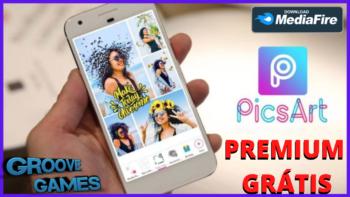 PicsArt Premium v15.0.3 – Editor de fotos – Download APK
