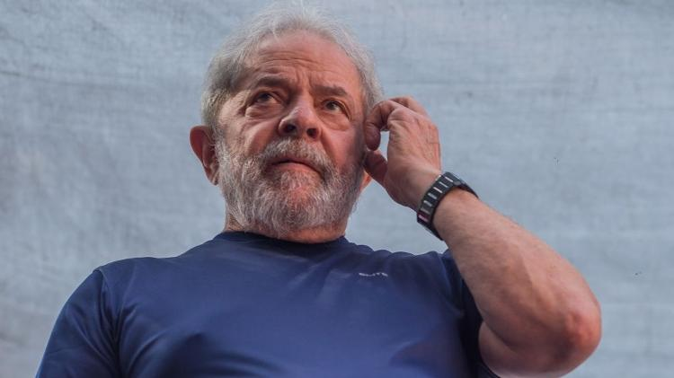 elogio quer que STF julgue suspeição de Moro