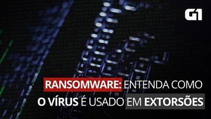 VÍDEO: Ransomware - entenda como vírus é usado em extorsões
